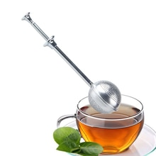 Easy filtre à thé en acier inoxydable   Théière en boule, filtre à infuseur à maille de thé, sac à thé en métal réutilisable, thé à épices accessoires de cuisine