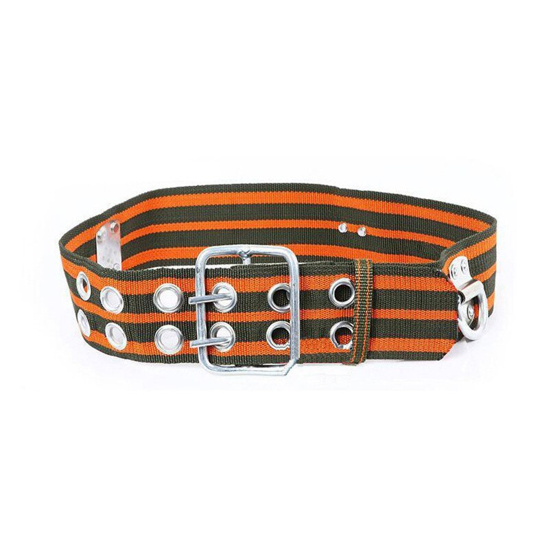 Outer fire rescue single waist belt safety work belt