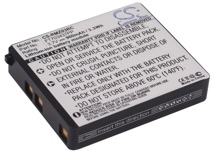 Batería de ion de litio de alta capacidad para RAZER Mamba, batería de ratón inalámbrica de RC03-001201