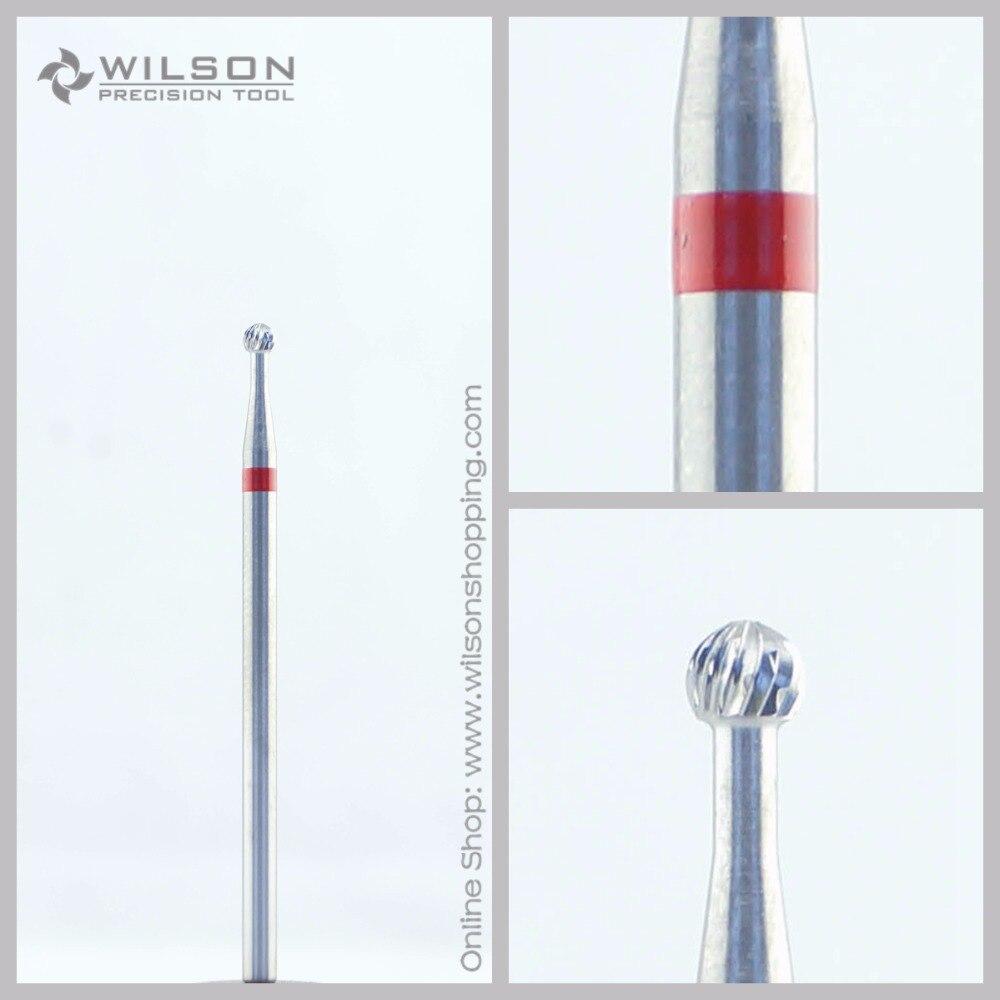 Cross Cut-Fein (5000201)-ISO 140-Hartmetallbohrer-WILSON Hartnagel Bohrer & Dental Burs