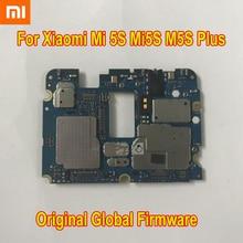 Original Xiao mi mi 5 S Plus mi 5 S Plus Global Firmware déverrouiller carte mère carte mère Circuits logiques carte frais carte câble flexible