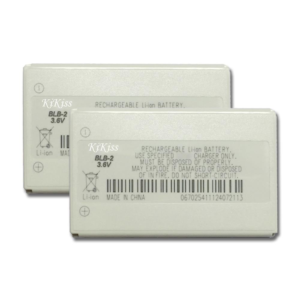 BLB-2 batería para Nokia 8210, 8250, 8850, 8910, 8310, 5210, 6500, 6590, 6510, 3610, 8270 8910i 7650 6590i + código de seguimiento