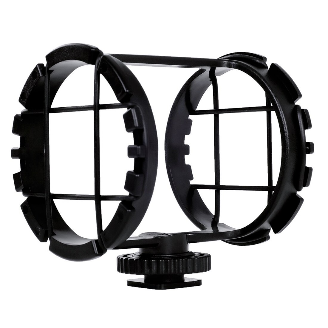 "BOYA, Zapata para cámara de BY-C03, soporte para miniteléfonos de 1 ""a 2"" de diámetro (se ajusta al Zoom H1)"