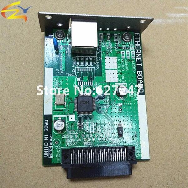 Para tarjeta Lan Compatible con Canon IR2200 IR2800 IR3300, tarjeta Ethernet