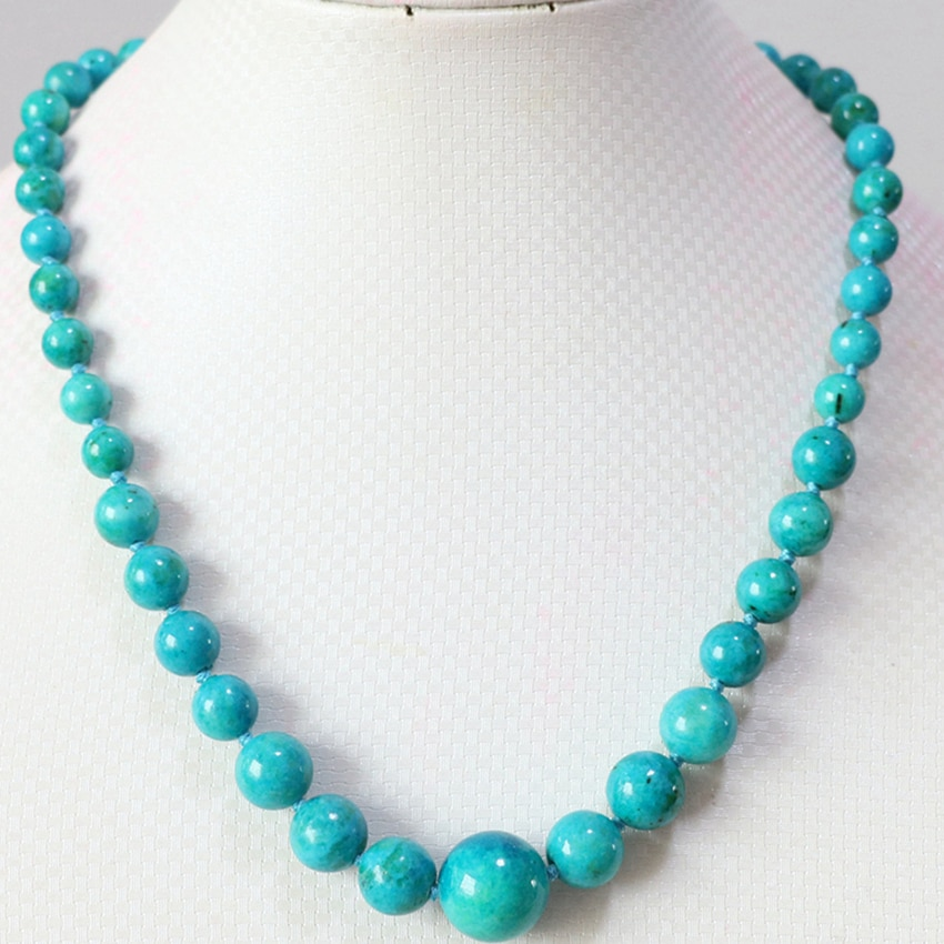 17 estilo cadeia colar torre para as mulheres 6-14mm calaite pedra diy cristal agat facetada cornalina contas redondas jóias 18 polegada B616