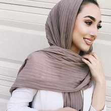 180*85cm Women Pearl Chiffon Scarves Shawls Hijab Plain Long Headband Fashion Scarf Wraps Muslim Shawls 17 color 10pcs/lot