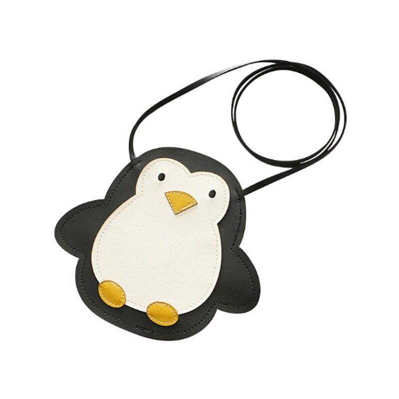 Детская подарочная сумочка с милым пингвином сумка через плечо мини для