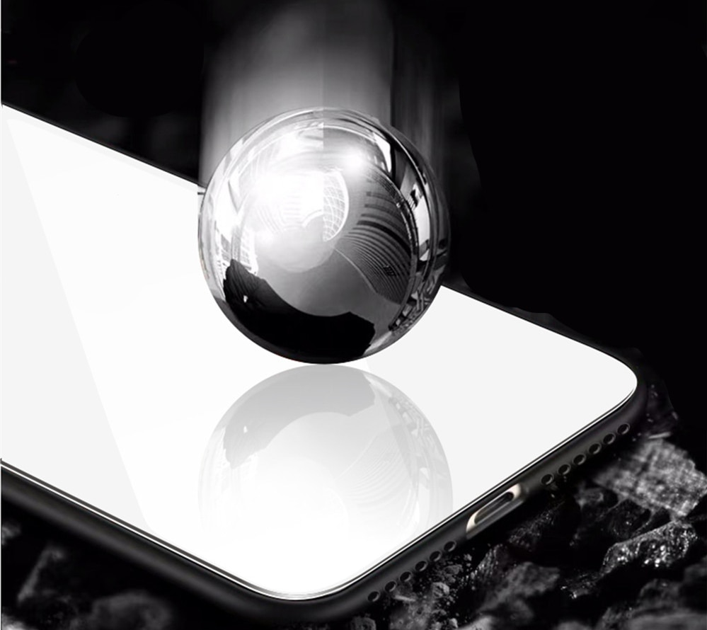 Funda de teléfono móvil de vidrio templado personalizada anti-caída para Samsung S10 Plus S9 plus S8 plus funda de diamantes de imitación para niños niñas