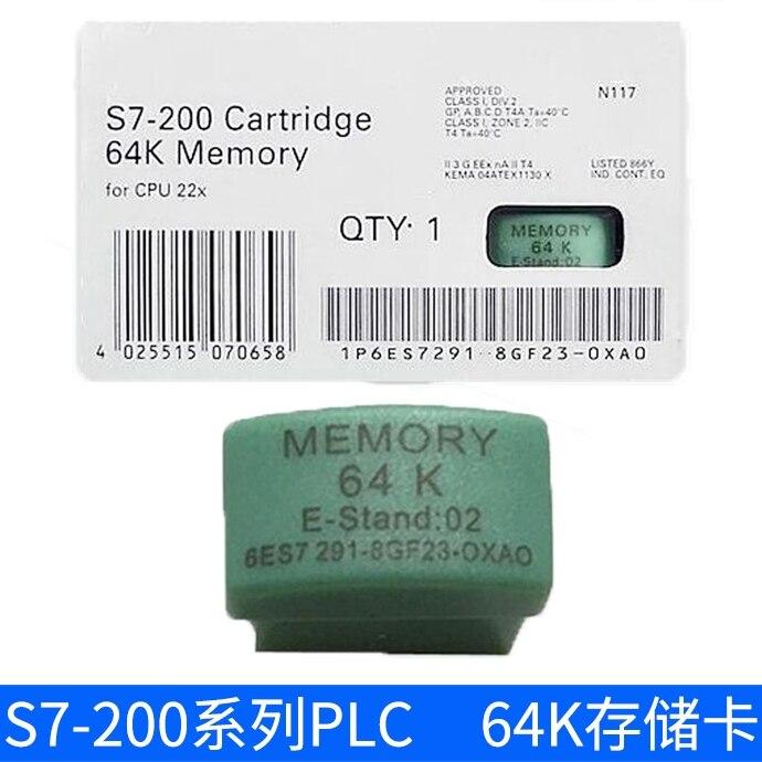 6ES7291-8GF23-0XA0 مناسبة S7-200 تخزين بطاقة ، يكون في الأسهم ، شحن مجاني