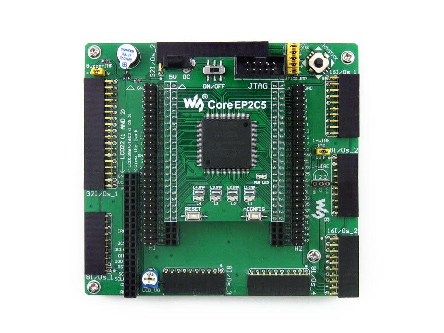 OpenEP2C5-C Standard # EP2C5 EP2C5T144C8N ALTERA Cyclone II FPGA Development Board