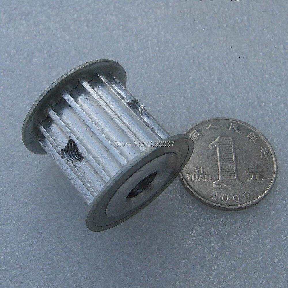 Correa de distribución rueda HTD5M-15 diámetro del diente 6,6. 35,8mm ancho 25mm rueda sincrónica poleas de sincronización stepper piezas de motor