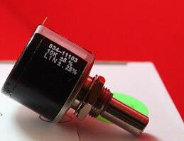 مقياس جهد سلكي لـ Vishay x 5 قطعة أصلي 100% ، MOD534 RES 1K 2K 5K 10K 20K 50K 500K 100R 200R 500R