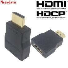 Mini Tragbare HDMI 1,4 Surge Protector für ESD Blitz Surge Schutz HDMI Stecker Adapter Unterstützung HDCP HDTV DVD PC
