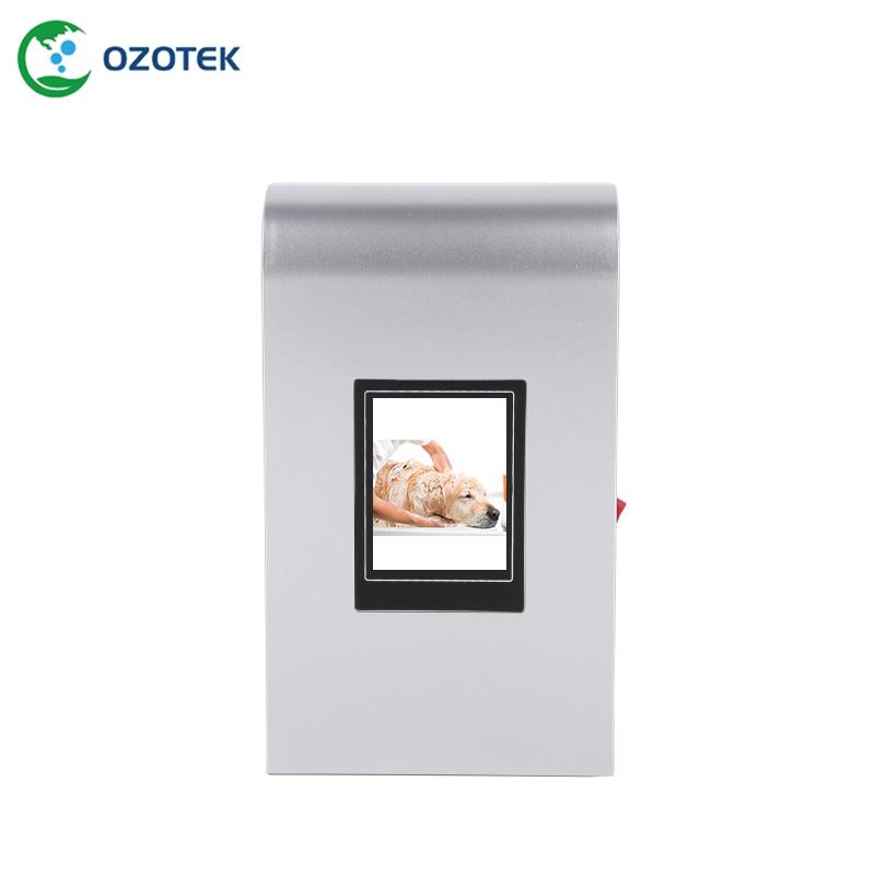 OZOTEK Intelligent Ozone Water Generator 12VDC TWO002 0.2-1.0 PPM for Laundry Free Shipping