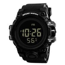Moda Erkek dijital saat LED Spor kol saati skmei reloj чаы му relgio saat relogio dijital reloj deportivo hombre montre