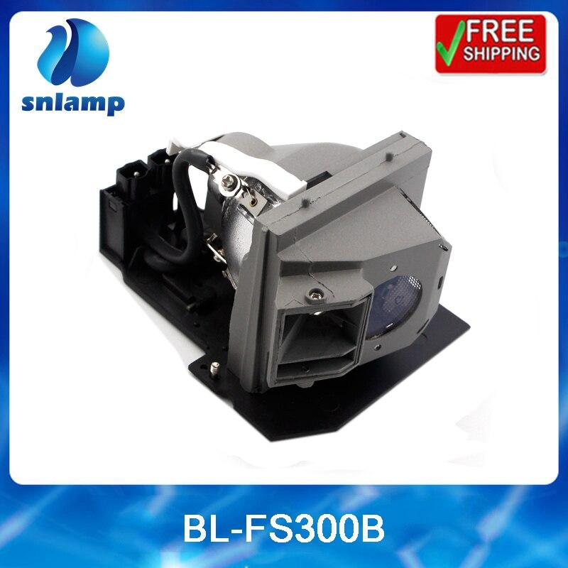 BL-FS300B SP.83C01G001 para OPTOMA EP1080 EP910 H81 HD80 HD8000 HD800X HD803 HD81 HD81-LV TX1080 Lâmpada Do Projetor Lâmpada com habitação