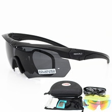 Polarized high quality sunglasses TR90 military goggles,5lens bullet-proof Army tactical glasses ,sh