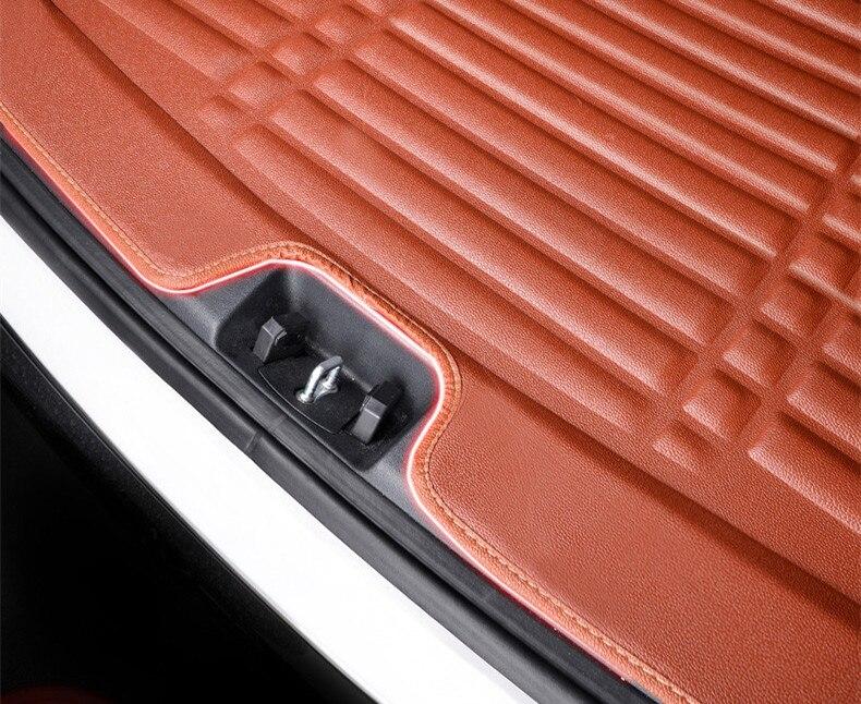 Задний багажник грузового ботинка лайнер коврик пол лоток ковер протектор коврик для Chevrolet модель Holden Trax Tracker 2013 2014 2015 2016-2018