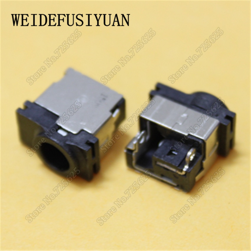 10PCS DC Power Jack Plug Socket Connector for Samsung NP300E5E NP270E5E NP275 NP500 Q470C Q470CH 500P4C