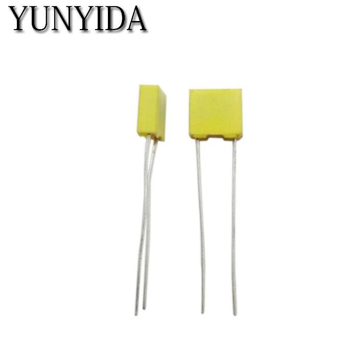 20 stücke Korrektur kondensator 100 V 103 10nf 0,01 UF Polypropylen Sicherheit Kunststofffolie