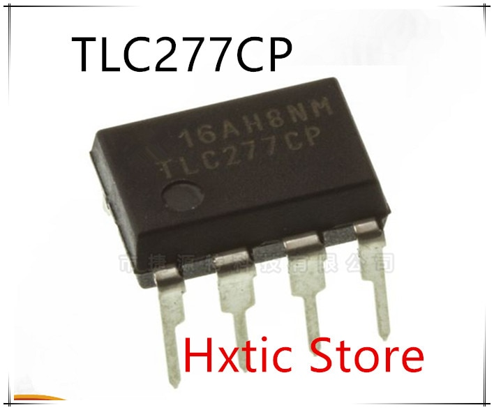 NEW 10PCS/LOT TLC277CP TLC277 DIP-8 IC