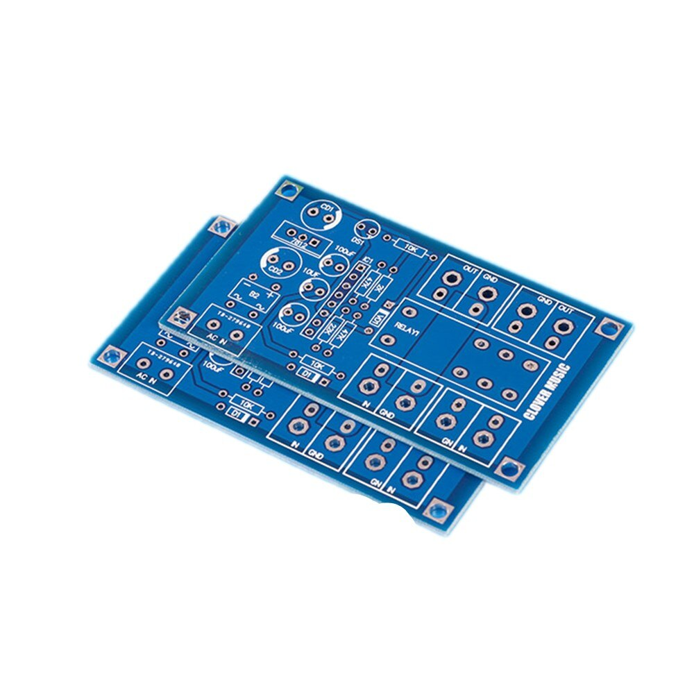 UPC1237 динамик/защита динамика PCB плата OMRON Реле может использоваться