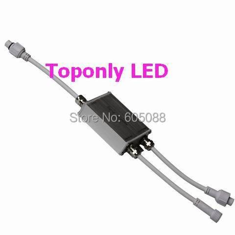 مضخم إضاءة rgb led ، مقاوم للماء IP65 ، تيار مستمر 12 فولت/24 فولت ، 180 واط/360 واط ، مثالي لشرائط إضاءة rgb/المصباح/الجدار DHL شحن مجاني
