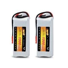 Vervanging 7.4 V 1500 Mah 20C Oplaadbare Lipo Batterij Voor Hubsan H501S H502S H109S H901A Zender