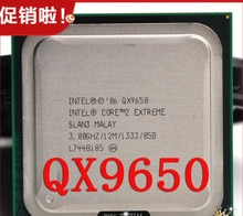 Intel Core 2 Extreme QX9650 CPU/LGA775/SLAN3/45nm/130W/12M/FSB1333 QX9650