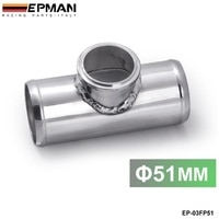 Black EPMAN Universal Billet Aluminum Type-H-RFL Blow off Valve BOV Turbo//Intercooler