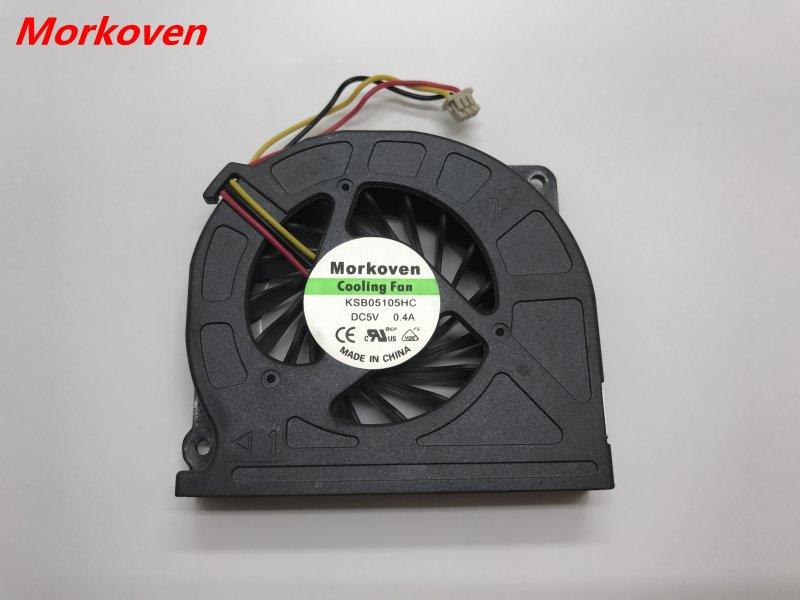 CPU Ventilador de Refrigeração para Fujitsu NH900 TH700 T730 T900 S769 E780 SH760 SH560 T901 SH561 E751 S751 KDB05105HB-E910 CA49600-0240