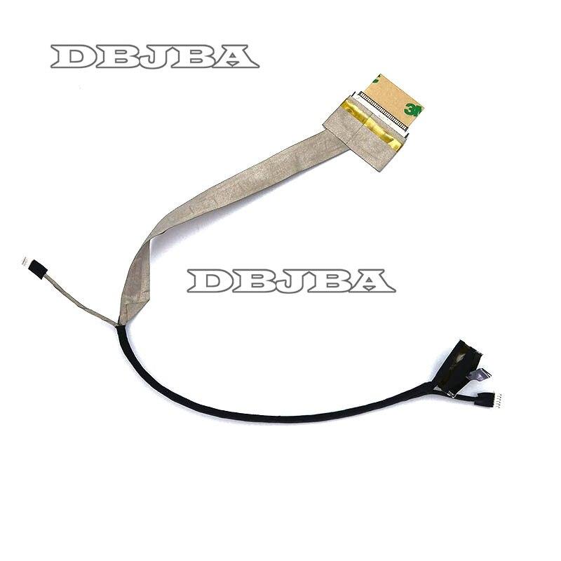 Câble vidéo écran LCD pour Sony Vaio VPCEB VPC-EB VPCEB15FM M970 M971 ordinateur portable P/N 015-0401-1508_A