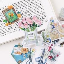 Calcomanías de papel divertidas para niños, calcomanías Retro bonitas para sujetar libros en el ordenador portátil, álbum de recortes decorativo, bricolaje, 20 Uds.