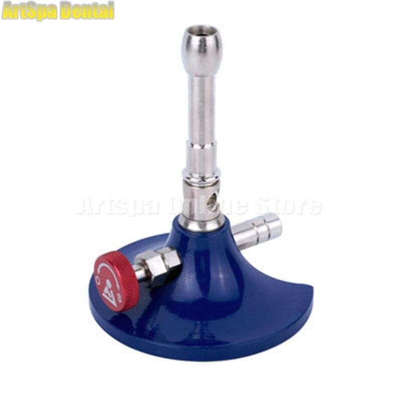 Lumière à gaz à Tube unique équipement de laboratoire dentaire JT-45 à vanne unique à économie dénergie livraison gratuite