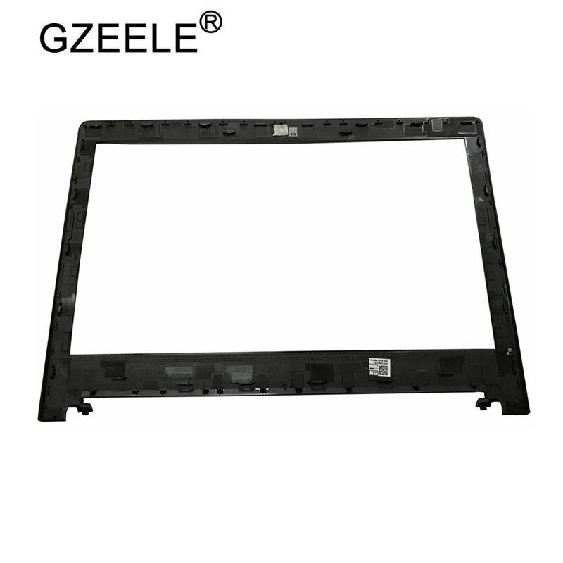 GZEELE nuevo para Lenovo G40 G40-30 G40-45 G40-70 pantalla LCD cubierta frontal tipo bisel caso