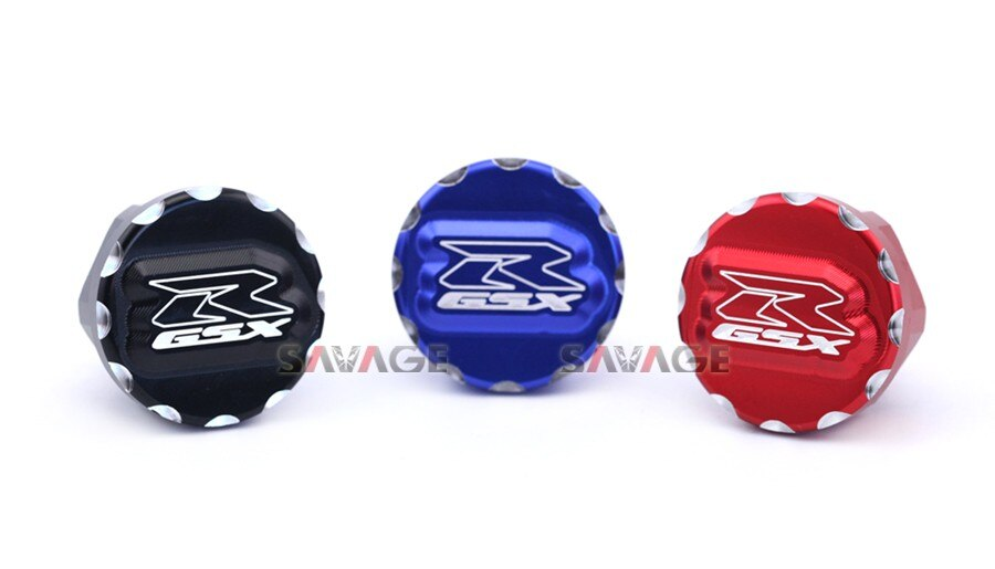 Заглушка винта для масляного наполнителя двигателя для SUZUKI GSXR 600/750/1000 GSXR600 GSXR750 GSXR1000 2003-2017 Крышка картера мотоцикла