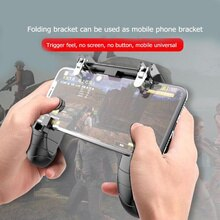 Mobile Controller Trigger Game Fire Button Phone Joystick For PUBG For IPhone 7 8 Plus X For Xiaomi