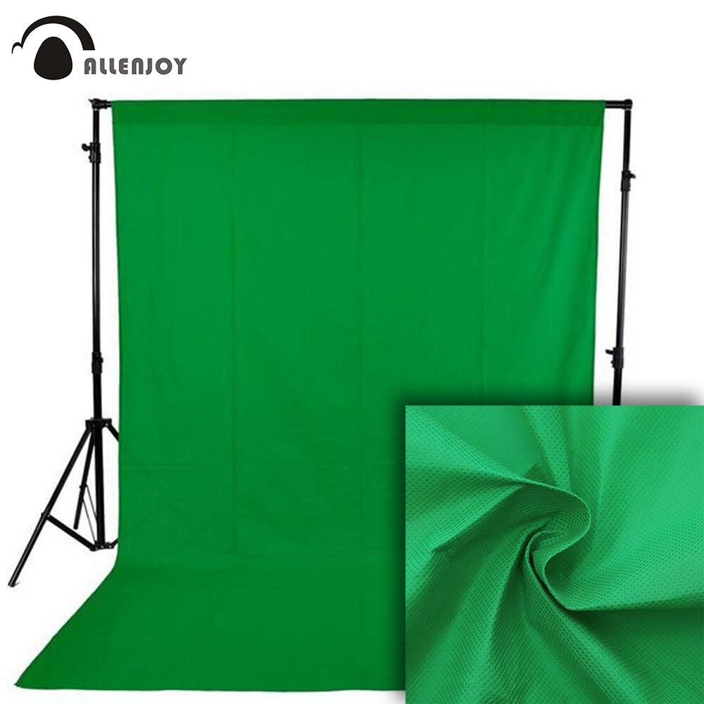 Фотофон allenjoy для фотосъемки, зеленый экран, hromakey chromakey, фон для видеосъемки, фотостудия, не тканая ткань