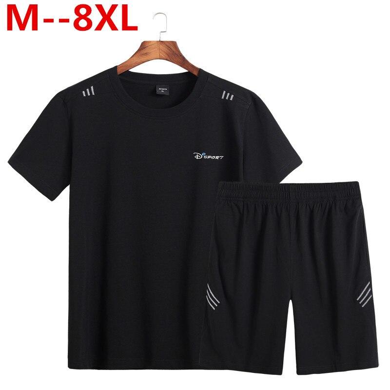 10XL 8XL 6XL 5XL 4XL fashion summer short t shirt men brand clothing cotton comfortable male t-shirt print tshirt men clothing