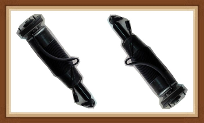 Par remanufaturado para mercedes benz cl & s classe w221 s600 frente abc conjunto do suporte amortecedor hidráulico