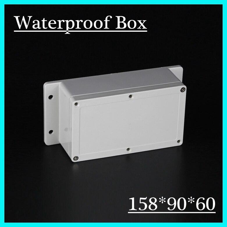 حاوية بلاستيكية مقاومة للماء, 158*90*60 مللي متر