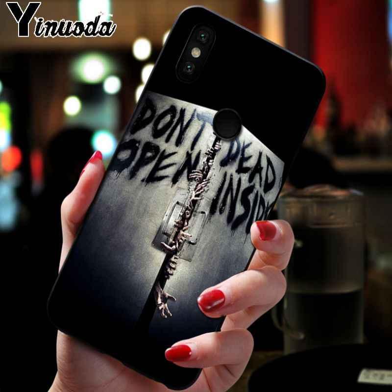 Yinuoda The Walking Dead Autostrady Etui Na Telefon Xiaomi Redmi 7 5plus 6pro 6a 4x Iść Note5 Note7 Note6pro Mi8se 9se Pokrywa Phone Case Covers Aliexpress