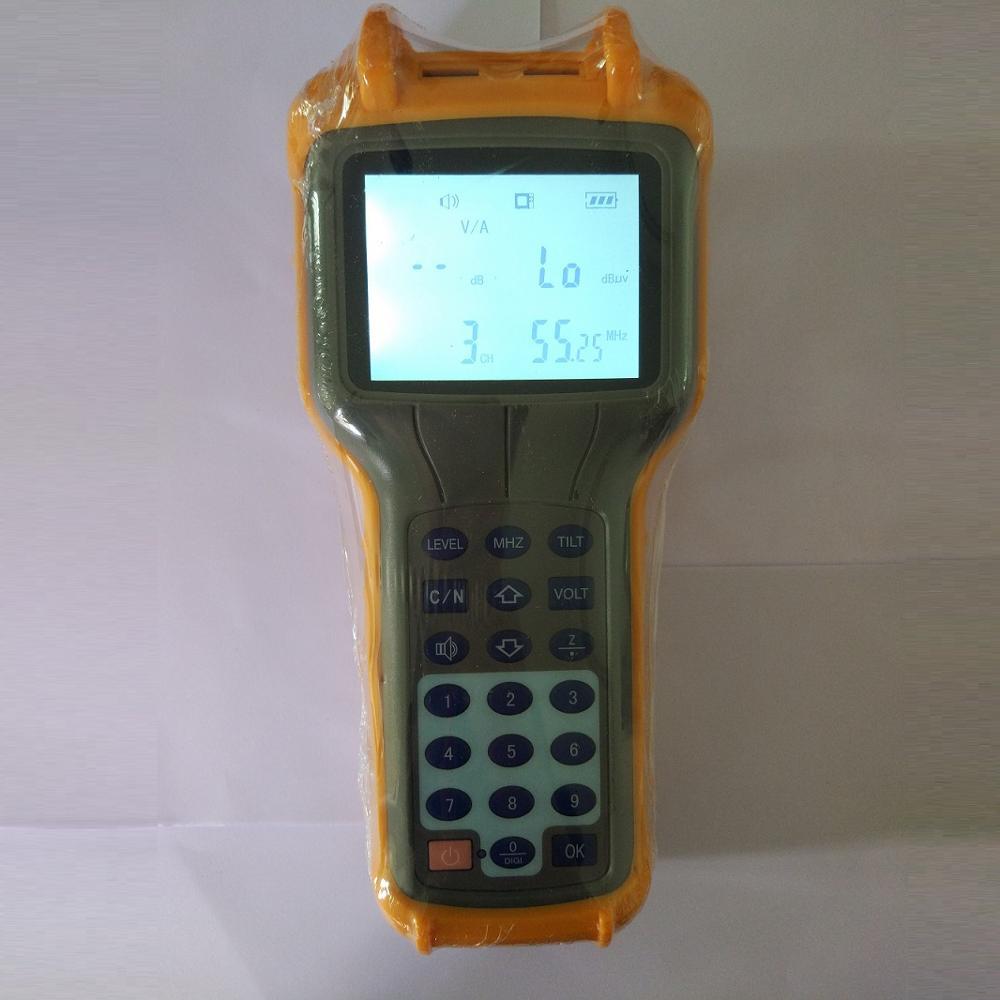 Wysokiej jakości RY-S110D CATV telewizor z dostępem do kanałów miernik poziomu sygnału DB Tester 5-870 MHz