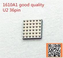 10 pièces neufs et dorigine 1610 1610a 1610A1 36 broches pour iPhone 5 S 5C U2 chargeur de charge USB IC de contrôle