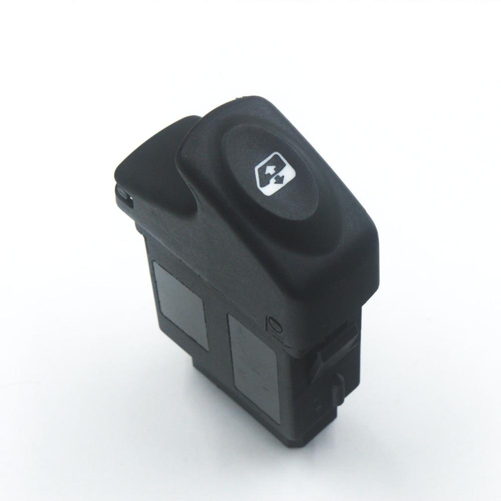 Nuevo botón de Control de interruptor de ventana de pasajero para Renault Clio I, Renault Kangoo Megane 1990 -2016 OE 7700307605, 7700410151
