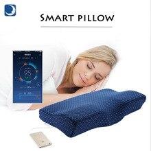 Nouveau produit oreiller Intelligent pour le sommeil   Meilleur oreiller en mousse à mémoire, pour la douleur au cou