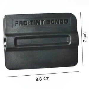 Image 4 - Магнитный скребок для Бондо CNGZSY, 5 шт., профессиональная тонировка, Пластиковая Магнитная пленка, скребок, Заводская розетка, виниловая пленка для автомобиля, инструмент для установки 5A19