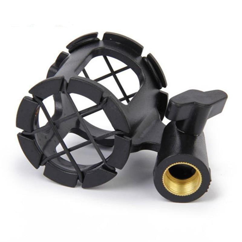 Mic Studio Microphone Studio Microphone Anti-Vibration Shock Mount Holder For Standard Microphone Stand