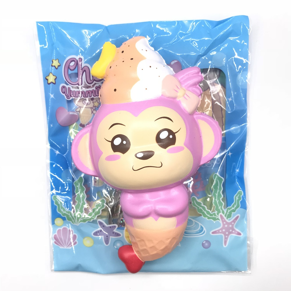 Original Creamiicandy yummiicheeka Squishy squishies lento aumento suave aroma de embalaje original fabricante por puni maru