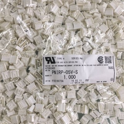 PNIRP-05V-S الأبيض اللون موصلات محطات إيواء 100% ٪ أجزاء جديدة ومبتكرة